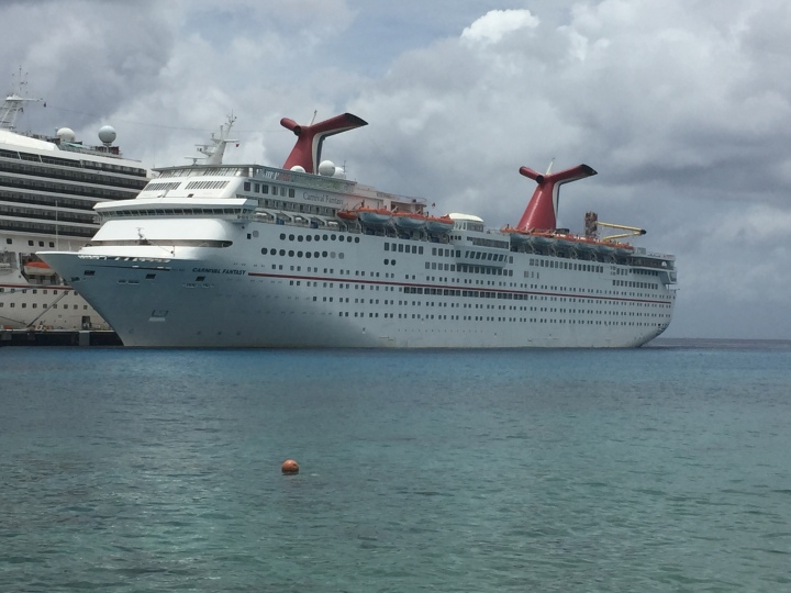 Carnival Fantasy-Cozumel Mexico-May 2017