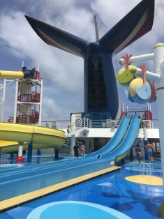 Another Waterslide Aboard The Fantasy