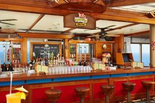 Fantasy's FedFrog Rum Bar