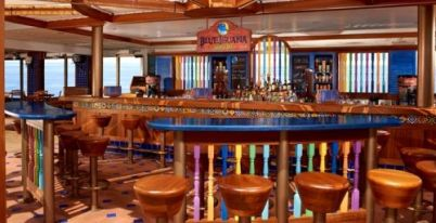 Fantasy's Blue iugana Bar