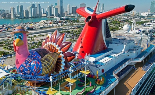 It's a Turkey Kind of Cruise-Carnival Cruise Than