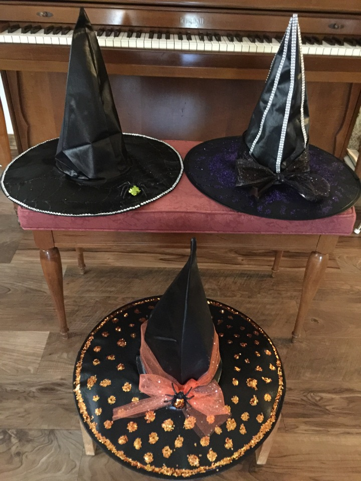 Hocus Party-Our DYI Witch Hats-Faith-Garce-Kim